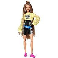 Barbie v šortkách s ľadvinkou módna deluxe - Bábika