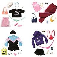 Barbie značkové oblečenie a doplnky - Bábika
