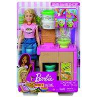 Barbie bábika a ázijská reštaurácia - Bábika