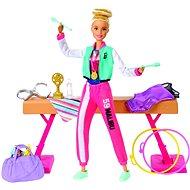 Barbie gymnastka herná sada - Bábika