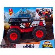 Hot wheels monster trucks velké nesnáze
