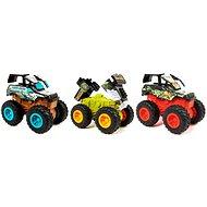 Hot Wheels Monster trucks veľká zrážka - Auto