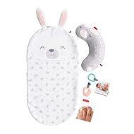 Fisher-Price masážna dečka baby bunny