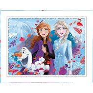 Frozen 2 Meniace sa puzzle - Puzzle