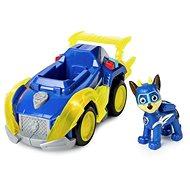 Tlapková patrola Super vozidlá so svetelným efektom Chase - Herná sada