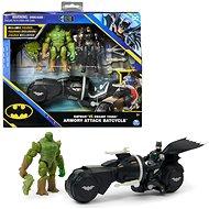 Batman Herná sada s motorkou - Herná sada