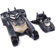 Batman Batmobil a Batloď pre fig 10 cm - Herná sada