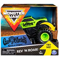 Monster Jam so zotrvačníkom – Gas Monkey
