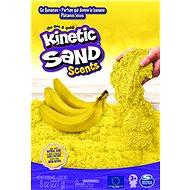 Kinetic Sand, Voňavý tekutý piesok – Bananas - Kinetický piesok