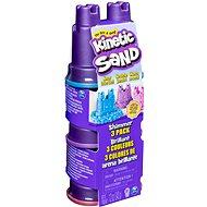 Kinetic Sand Balenie 3 téglikov pastelových farieb - Kinetický piesok
