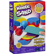 Kinetic Sand, Dúhová hracia sada - Kinetický piesok
