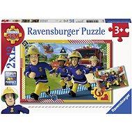 Ravensburger 050154 Požiarnik Sam a jeho tím