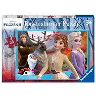 Ravensburger 050468 Disney Ľadové kráľovstvo 2