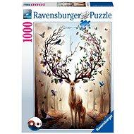 Ravensburger 150182 Bájny jeleň - Puzzle
