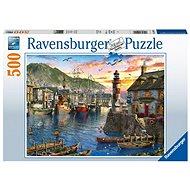 Ravensburger 150458 Východ slnka v prístave
