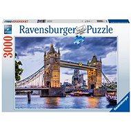 Puzzle Ravensburger 160174 Londýn - Puzzle