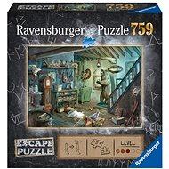 Ravensburger 164356 Exit Puzzle: Zamknutá pivnica