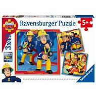 Ravensburger 050772 Požiarnik Sam zachraňuje - Puzzle
