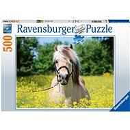 Ravensburger 150380 Biely kôň - Puzzle