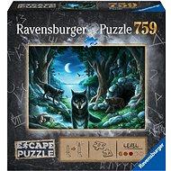 Ravensburger 164349 Exit Puzzle: Vlk