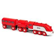 Brio World 33557 Streamline Aerodynamický vlak - Príslušenstvo k vláčikodráhe