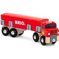Brio World 33657 Nákladné vozidlo na drevo - Príslušenstvo k vláčikodráhe