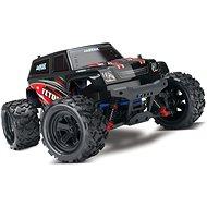 Traxxas Teton 1:18 4WD RTR červený - RC auto na diaľkové ovládanie