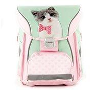 Aktovka s predným vreckom Studio Pets Kitty Cute - Školský batoh