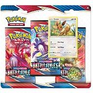Pokémon TCG: SWSH05 – 3 Blister Booster
