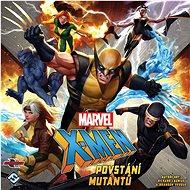 MARVEL X-MEN: Povstanie mutantov - Strategická hra
