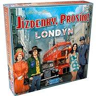 Cestovné lístky, prosím! LONDÝN - Dosková hra