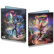 Pokémon: SWSH02 Rebel Clash – A4 album - Kartová hra