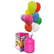 Héliová sada + 50 balónikov a mašle - Herná sada