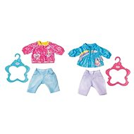 Doplnok pre bábiky BABY born Staršia sestrička Bunda a nohavice, 2 druhy