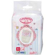 Doplnok pre bábiky Baby Annabell Plienky, 5 ks