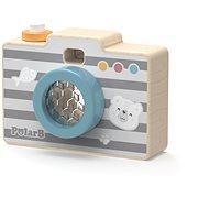 Drevený foťák - Drevená hračka