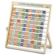 Drevená hračka Drevená matematika - Dřevěná hračka