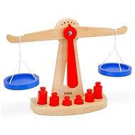 Drevená hračka Drevená váha - Dřevěná hračka