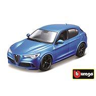 Bburago Alfa Romeo Stelvio Blue