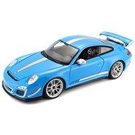 Bburago Porsche 911 GT3 RS 4.0 - modrý