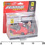 Bburago Ferrari Race & Play Garage - Model