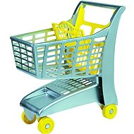 Androni Nákupný vozík so sedadlom - sivý - Detský vozík