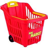 Androni Pojazdný nákupný košík - Detský vozík