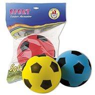 Androni Soft lopta – priemer 20 cm, modrá - Lopta pre deti