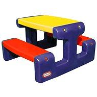 Little Tikes Piknikový stolík Junior – Primary - Detský stôl