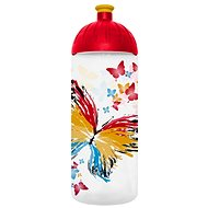 Fľaša na vodu FreeWater fľaša 0,7 l Motýľ - Láhev na pití