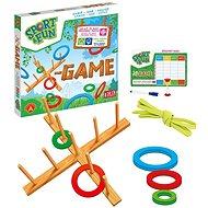 X-Game Sport & Fun hádzacia hra