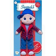 Bábika chlapec Tomáš - Bábika