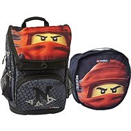LEGO Ninjago KAI of Fire Maxi – 2 dielna sada - Školský batoh