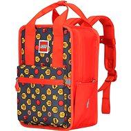 Mestský detský batoh LEGO Tribini FUN – červený - Mestský batoh